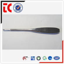 Nueva China famosa personalizar aluminio zinc fundición de fundición dispositivo médico de fundición