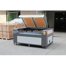 Machine à gravure laser à double tête en bois cnc