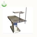 stainless steel vet operating table