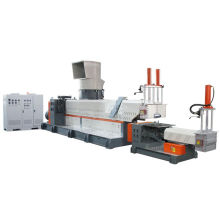 Kunststoff-Recycling-Maschine zur Herstellung von Granulat