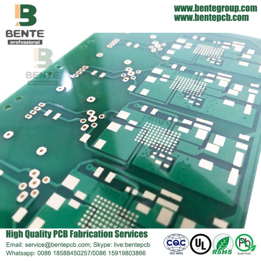 Heavy Copper PCB Keypad PCB