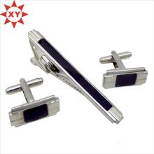 Pince à cravate en acier inoxydable de qualité supérieure moins cher pour les cadeaux d'affaires