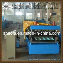 Maquinas de laminação de folhas de telhados (AF-R1025)