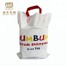 sacos de empacotamento do armazenamento plástico grande da roupa