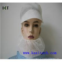 Máscara de barba não tecida descartável com elásticos duplos Kxt-Nbc02