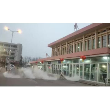 free masks with disinfection hospital thermal fog fogging machine