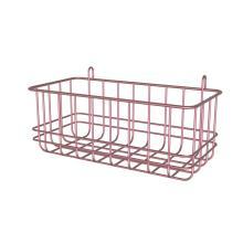 Multifunctional wire storage basket