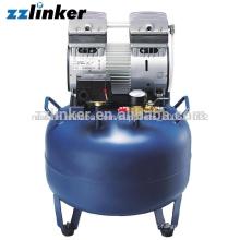 Compressor de ar sem óleo, fonte de energia para a unidade dental