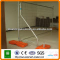 ISO9001 Shunxing Galvanized Temporary Fencing