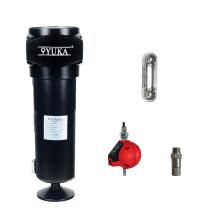 Separador de água e ar centrífugo de 3 polegadas