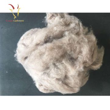Combed Cashmere Wool Fiber Pure Mongolian Cashmere Fiber