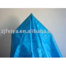 Tela de sábanas Brod Damask Shadda de algodón de África Occidental