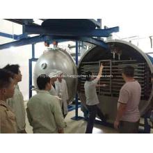 industrielle Vakuumfrost Trockner Maschine Lebensmittel Gefriertrockner