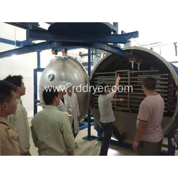 industrial vacuum freeze dryer machine food freeze dryer