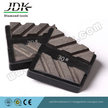 Ydf-1 Diamond Metal Francfort pour l'abrasif de polissage de marbre