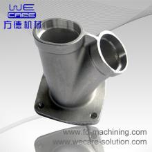 Corpo de compressão de ar de fundição de alumínio gravidade