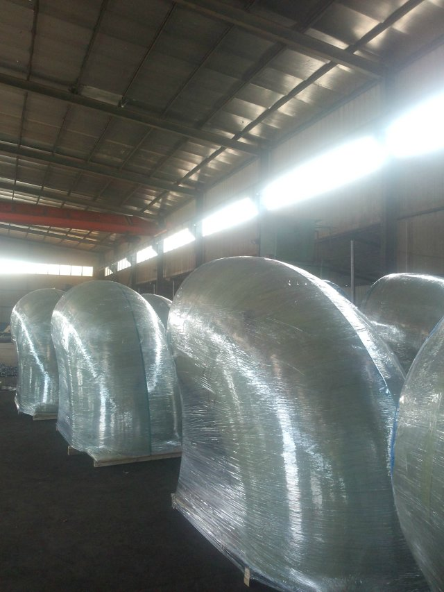 Seamless Duplex/Stainless Steel Elbow