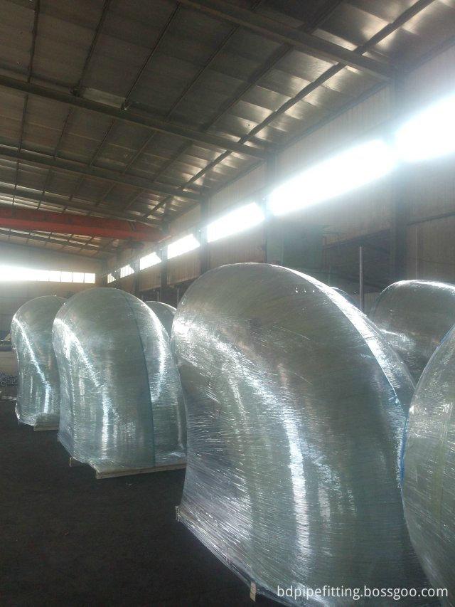 Seamless Duplex/Stainless Steel Elbow