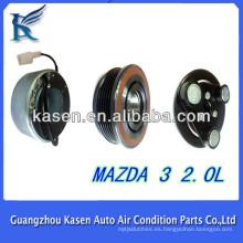Automotive air conditioner compresor embrague para panasonic mazda 3