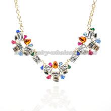 Заявление участника камень кристалл ожерелье подвески