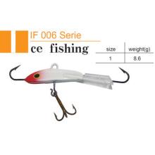 Leurre de pêche sur glace au leurre de bonne qualité 006