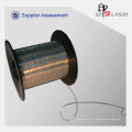 0,7 мм серебро голографической пряжи для вязания в Одежда