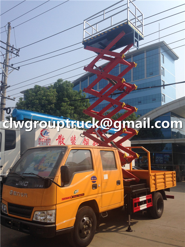Aerial Working Truck_2824