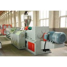 Maquinaria de extrusión de tubos de PVC