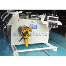Máquina de alisamento que tem backup de rolos