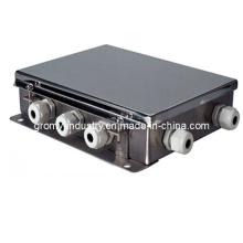 Boîte de jonction en acier inoxydable pour échelle de pesée