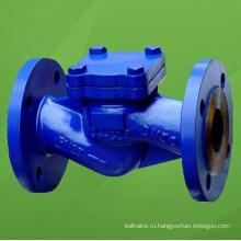 Поршневого типа подъемный обратный клапан DIN (GH41H)