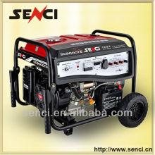 7000 vatios SC8000-II generador de energía de 50Hz Trifásico