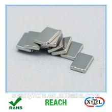 nickel revêtement N38 aimant 20x12x2mm