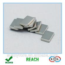 nickel coating N38 magnet 20x12x2mm