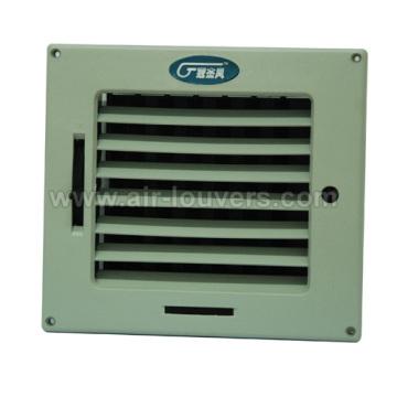 Plastic air diffuser