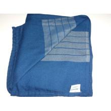 Тканые модакриловые борту одеяло (NMQ-AAB009)