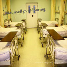 Hôpital Vinyle / PVC avec rouleau / feuille de sol