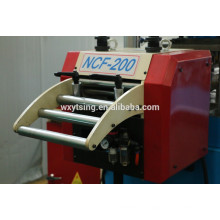 YTSING-YD-00047 Passed CE& ISO Automa Galvanized Steel Grape Frame Forming Machine/ Grape Trellis Roll Forming Machine