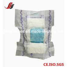 All Sizes OEM Cloth-Like Backsheet Baby Diaper, Disposable Baby Care Products Wholesale, Magic Tape Breathable Baby Nappy