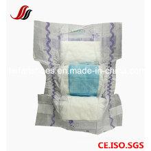 Все размеры OEM ткань -, как задний лист пеленки младенца, одноразовые изделия для ухода за детьми оптом, Волшебная лента Воздухопроницаемый младенцы подгузник