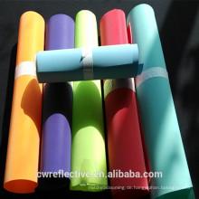 reflektierendes Ledergewebe des heißen Verkaufshohen Lichtes Tablettenkasten-TPU für Schuhe