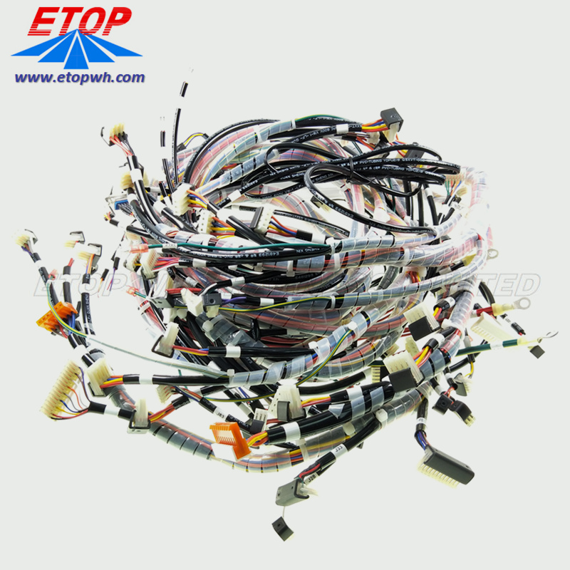 complicated medical wire assemblies