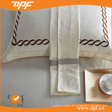 Fronha bordada para hotel (DPF061080)
