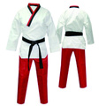 martial arts taekwondo poomsae uniform