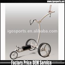 Chariot de golf à moteur tubulaire