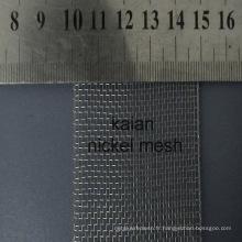 Ni1, Ni2, Ni3 Nickel Braid Mesh pour l'électricité / Batterie / filtre ----- 30 ans d'usine