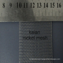 Ni1,Ni2,Ni3 Nickel Braid Mesh for electricity / Battery / filter----- 30 years factory