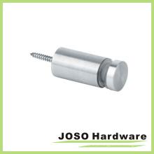 Parafuso de conector de vidro de aço inoxidável para suporte de sinal (BA305)
