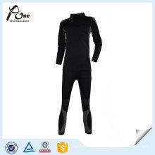 Conjuntos de roupa interior térmica sem emenda de Lady