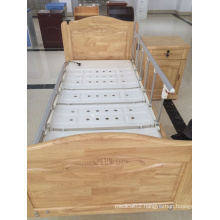 Wooden Electric Double Function Hospital Bed